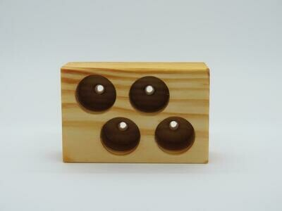 Wooden Stand 4 - large
