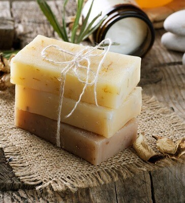 100g Castille soap bar
