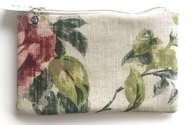 Small Linen Floral