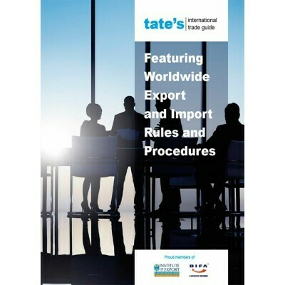 Tate's Export Guide online