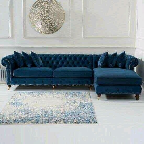 Mac chesterfield couch