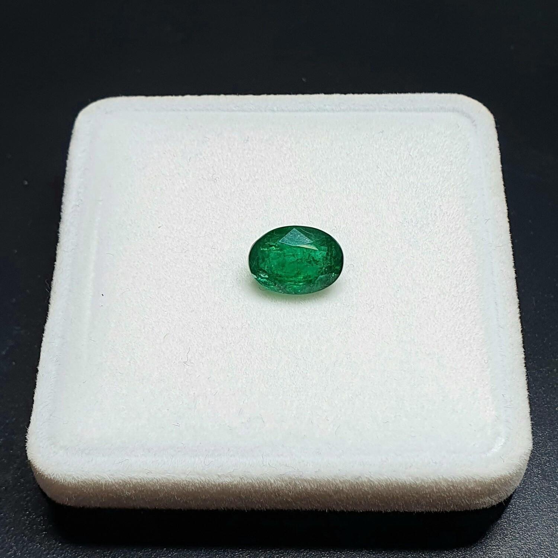 Emerald Oval cut 2.90 ct
