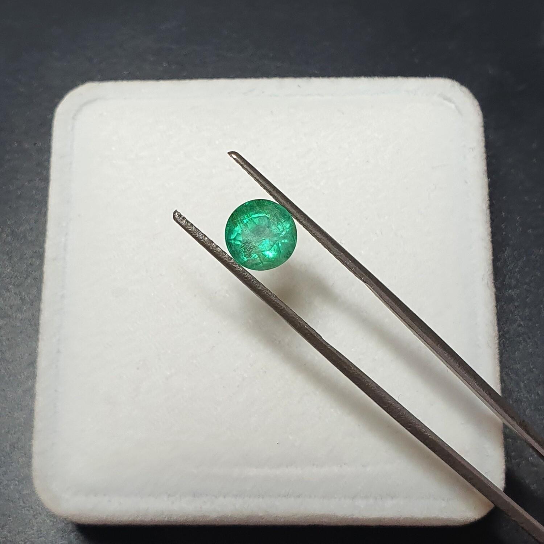 Emerald Round cut 1.67 ct