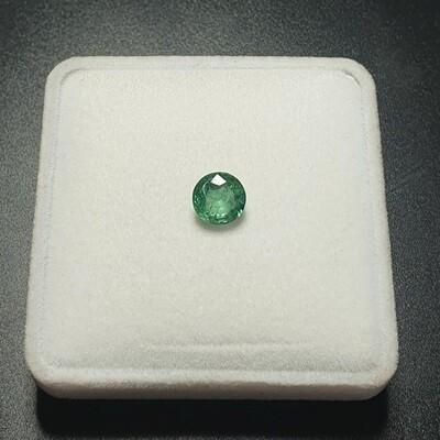 Emerald Round cut 1.62 ct