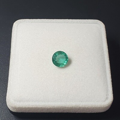 Emerald Round cut 1.74 ct