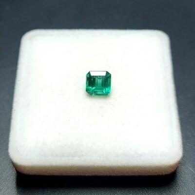 Sq.Emerald cut 2.15 ct