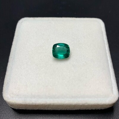 Emerald Cushion cut 2.14 ct