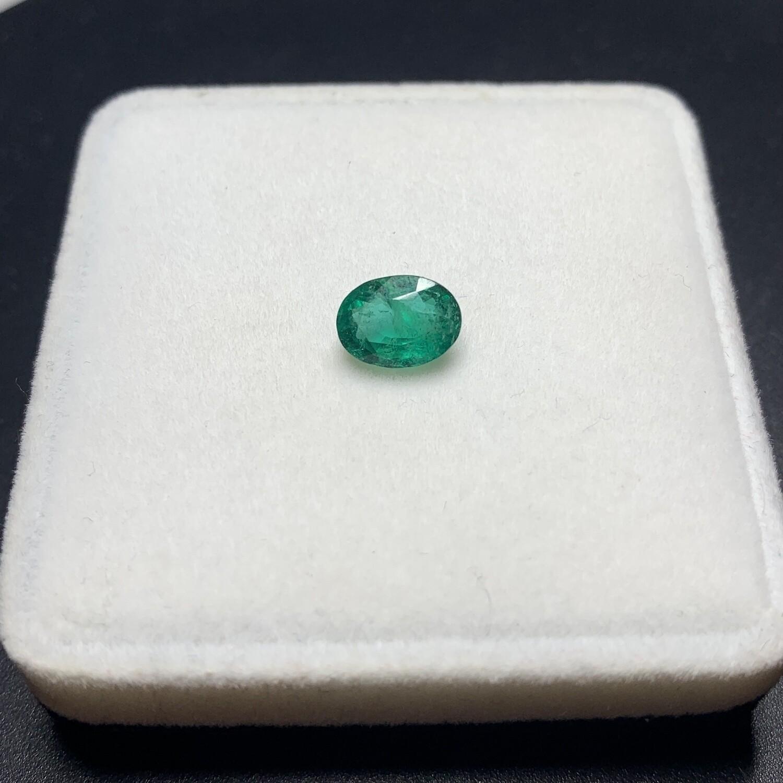 Emerald Oval cut  1.47 ct