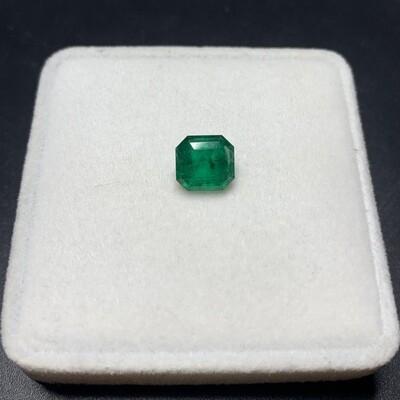 Sq.Emerald cut 2.00 ct