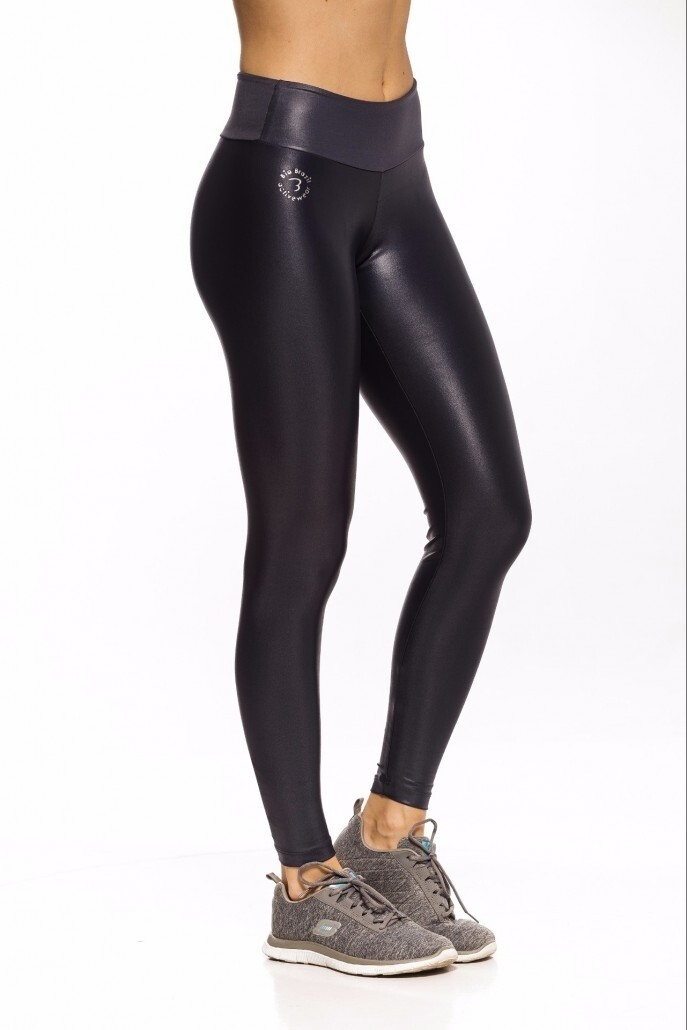Wet Look Leggings