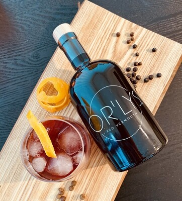 OR'LYS Red Vermouth