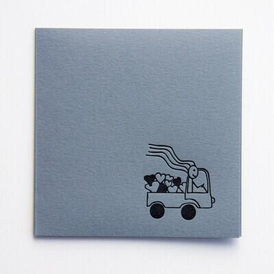 Single Card – Truck of Love