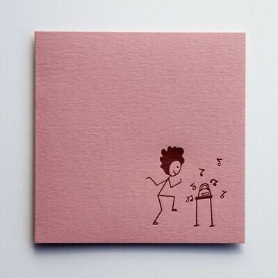 Single Card – Boogie Stick