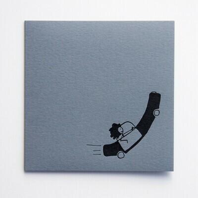 Single Card – Stick-Mobile