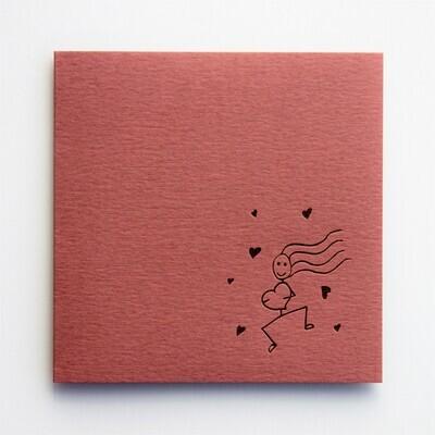 Single Card – Love Stick