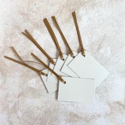 Gift Tags - Plain