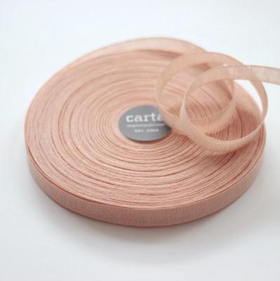 Studio Carta Ribbon - Petal Loose Weave Cotton - 1 Meter