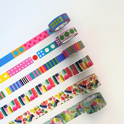 Washi Tape - Artist Collaborations