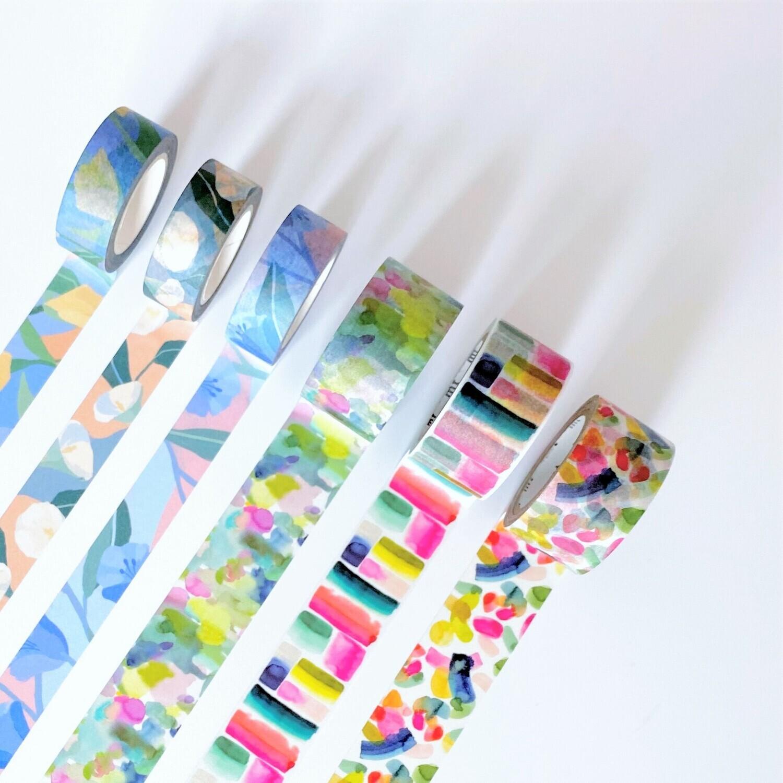 Washi Tape - Floral Designs