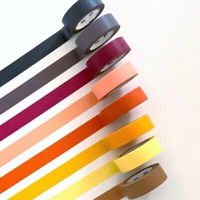Washi Tape - Bright & Bold