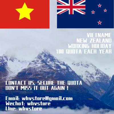 Vietnam Working Holiday Visa