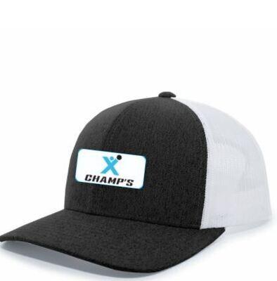 Dark Gray Hat