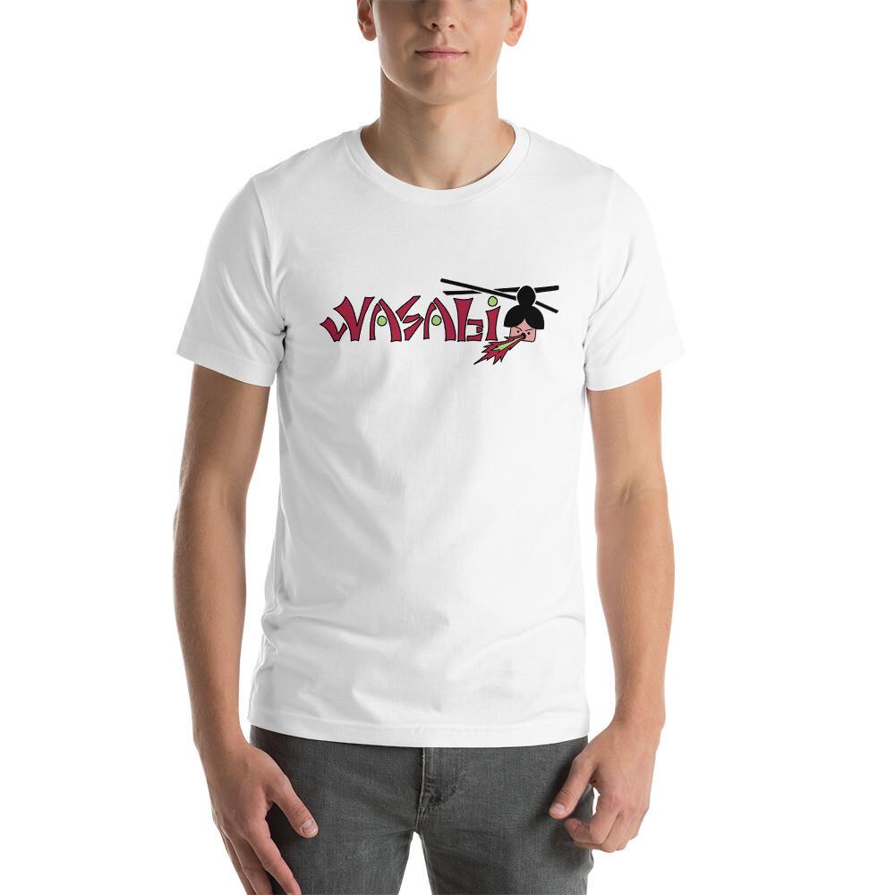 Wasabi - Japanese - Short-Sleeve Unisex T-Shirt