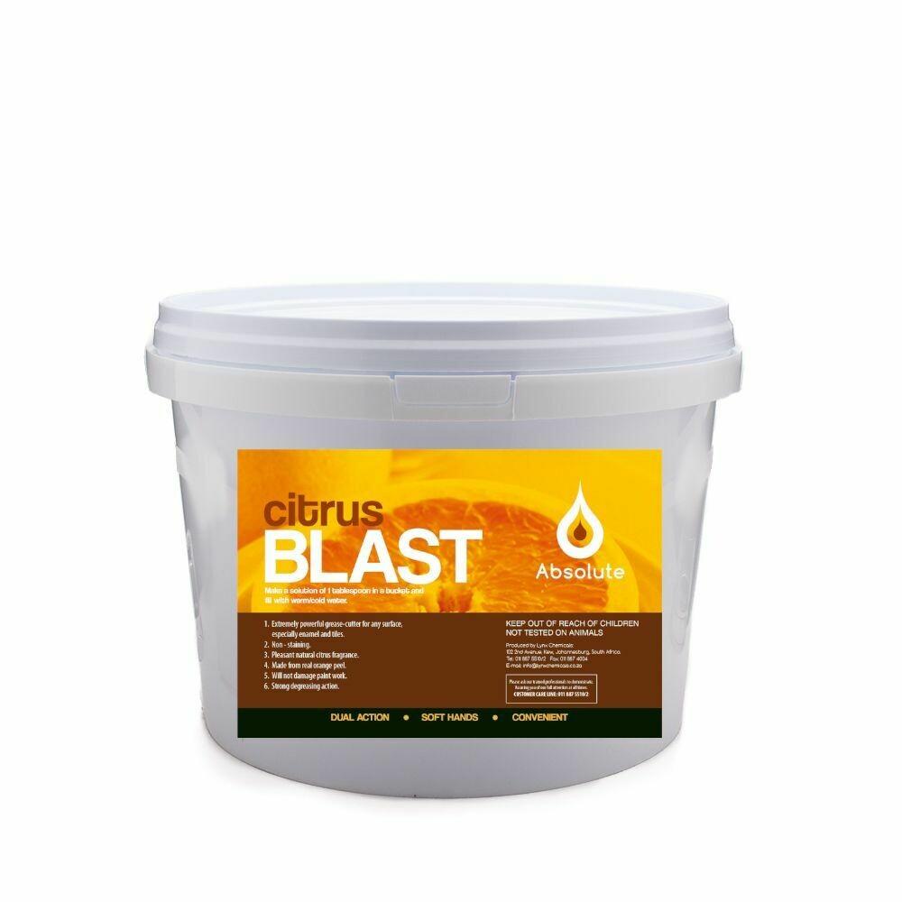 Citrus Blast Gel