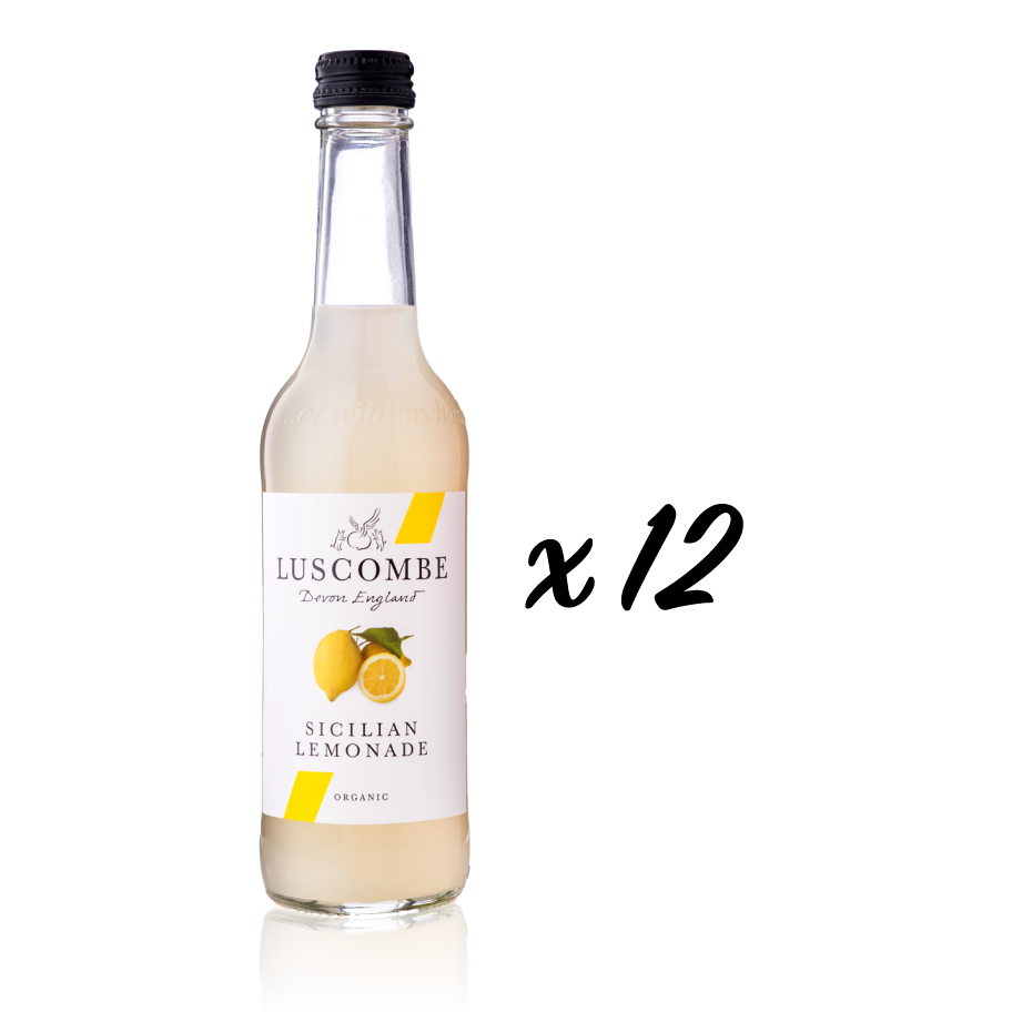 Sicilian Lemonade (Box of 12 x 270ml)