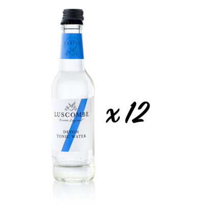 Devon Tonic Water (Box of 12 x 200ml)