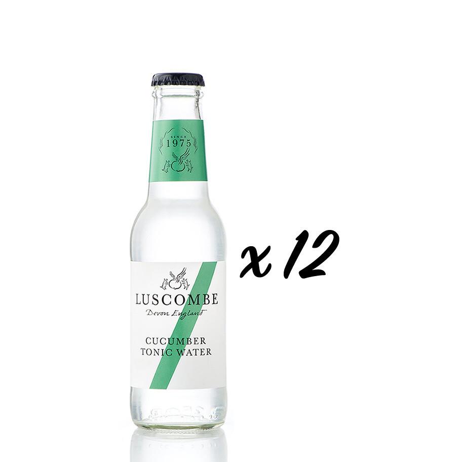 Cucumber Tonic (Box of 12 x 200ml)