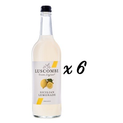 Sicilian Lemonade (Box of 6 x 740ml)