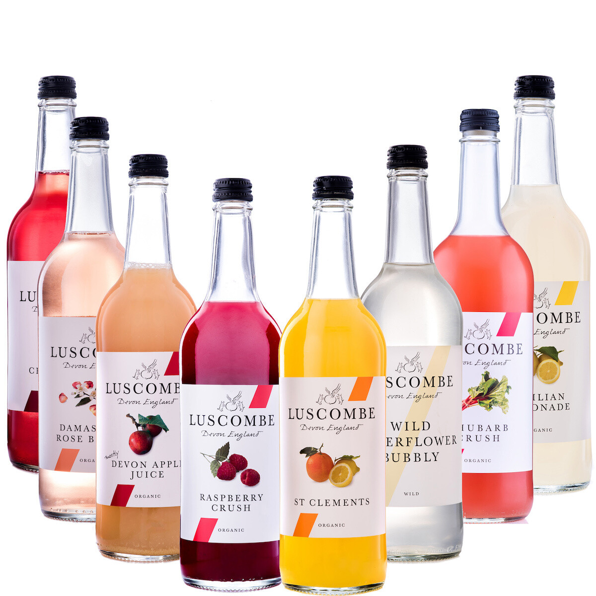 Taster Pack –  Selection of  SIX Large Sharing bottles (Box of 6 x 740 ml)