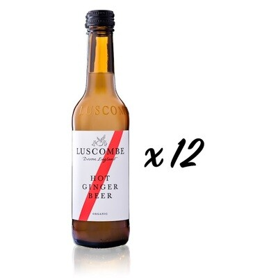Hot Ginger Beer (Box of 12 x 270ml)