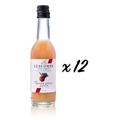 Mostly Devon Apple Juice (Box of 12 x 270ml)