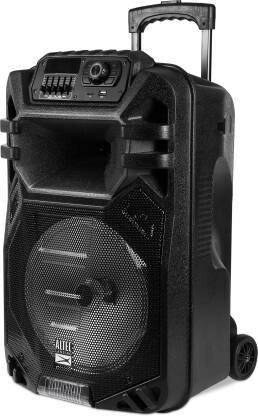 Altec Lansing AL-5004 with Karaoke 80 W Bluetooth Party Speaker  (Black, Stereo Channel)