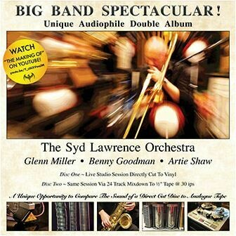 BIG BAND SPECTACULAR The Syd Lawrence Orchestra