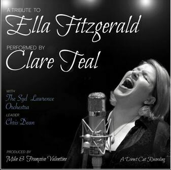 ELLA FITZGERALD performed by Clare Teal