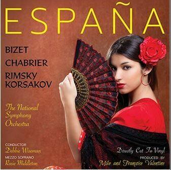 ESPANA ~ The National Symphony Orchestra
