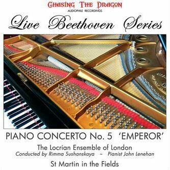 LIVE BEETHOVEN SERIES ~ Piano Concerto Nr 5 'Emperor'