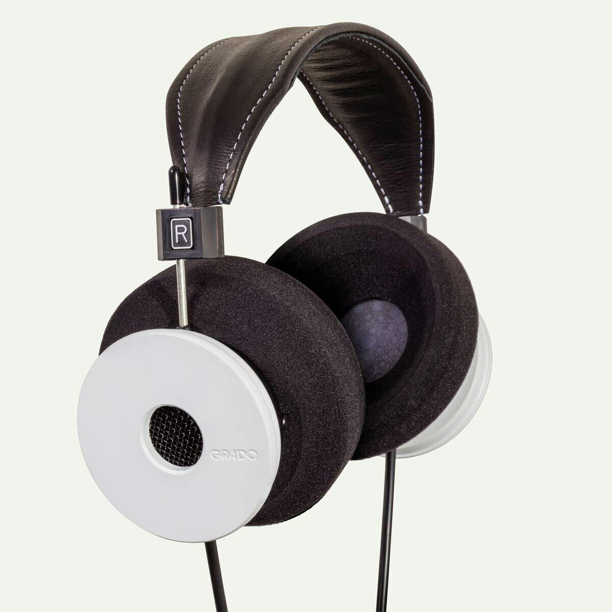 Heritage Series White Headphones