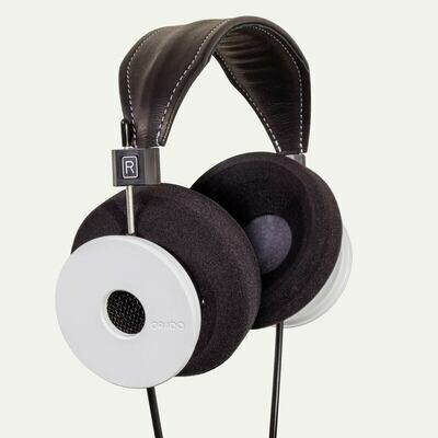 Heritage Series White Headphones