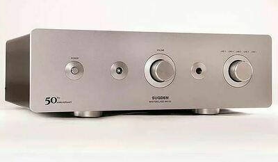 SUGDEN Masterclass ANV-50 (Silver)
