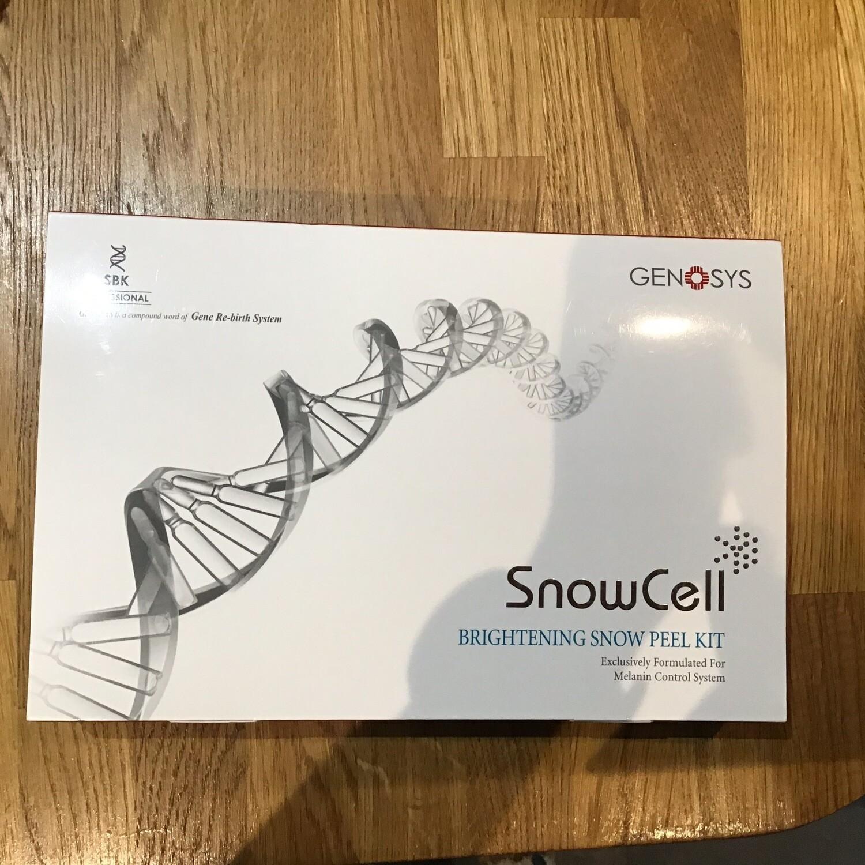 Genosys Snow Cell Peel kit