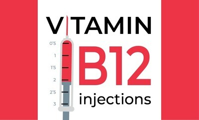 B12 Injections Course Of 4