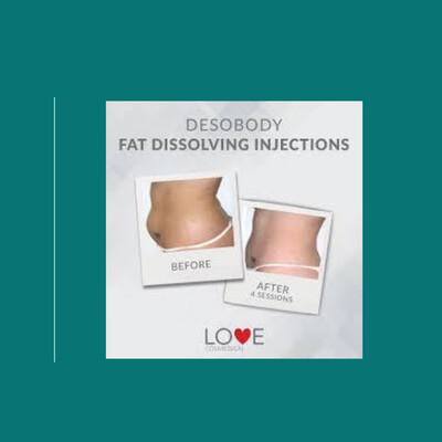 Deso Fat Dissolving injections Body