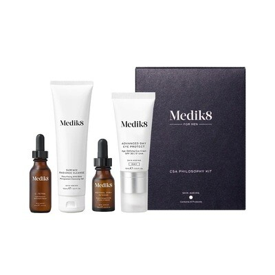 Medik8 CSA Philosophy Kit Men