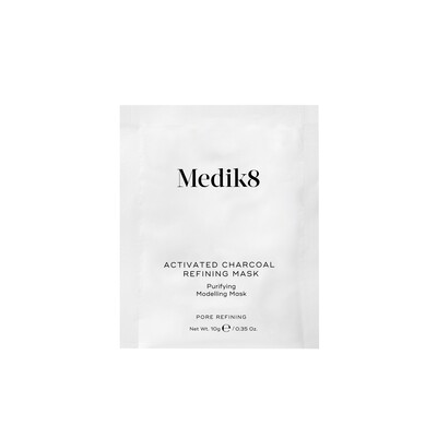 Activated Charcoal Refining Mask Sachets 5 x 10g