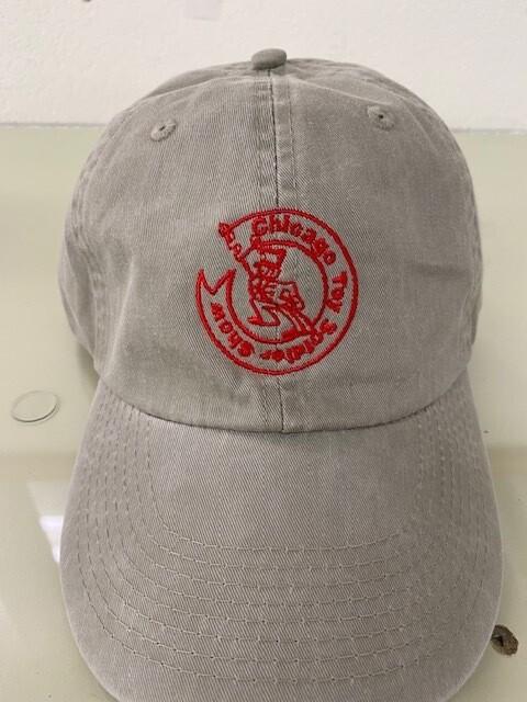 PRE-ORDER: CTSS BASEBALL CAP - BEIGE