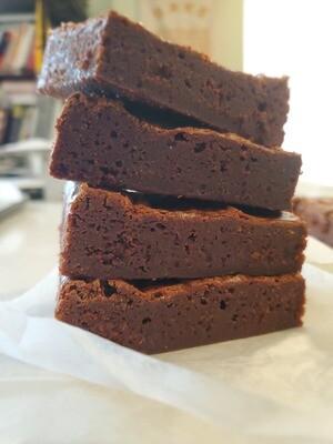 Fudge Brownies (PACK OF 6)
